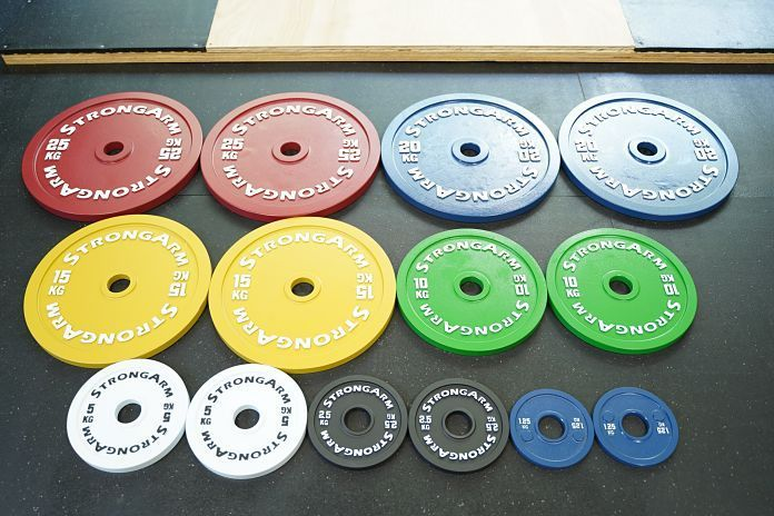 StrongArm-Sport-Calibrates-Plate-All-Weight-Garage-Gym-Lab