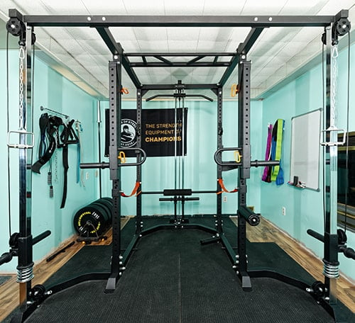 Cable Crossover - Light Commercial/Residential Power Rack